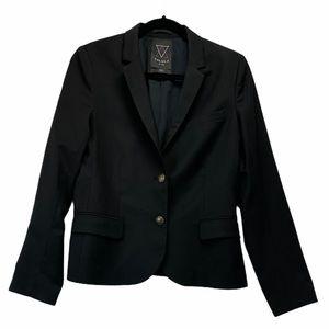 Aritzia Talula Black Wool Blazer Size 10